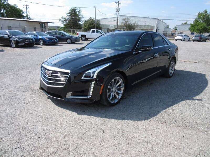 2019 Cadillac CTS for sale at Grays Used Cars in Oklahoma City OK