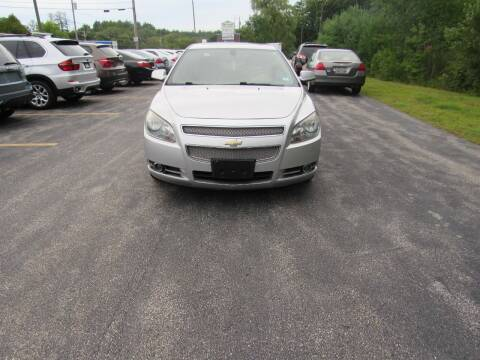 2009 Chevrolet Malibu for sale at Heritage Truck and Auto Inc. in Londonderry NH
