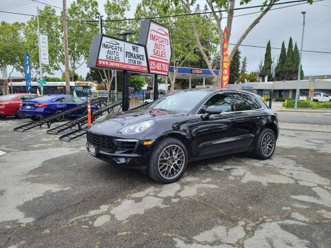 2017 Porsche Macan for sale at Imports Auto Sales & Service in San Leandro CA