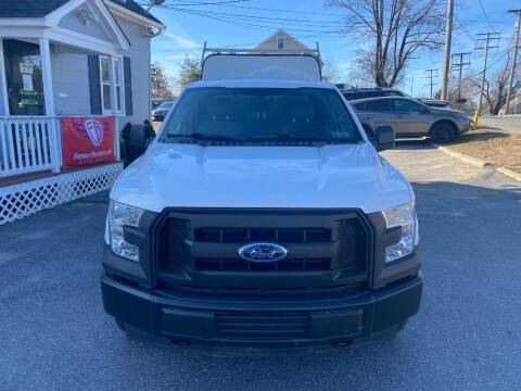 2017 Ford F-150 for sale at Fuentes Brothers Auto Sales in Jessup MD
