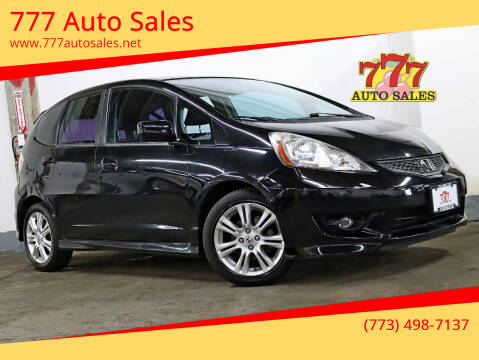 2011 Honda Fit for sale at 777 Auto Sales in Bedford Park IL