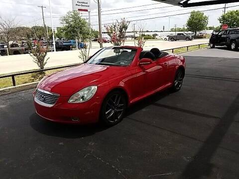 2003 Lexus SC 430 for sale at Jerry's Buick GMC in Weatherford TX
