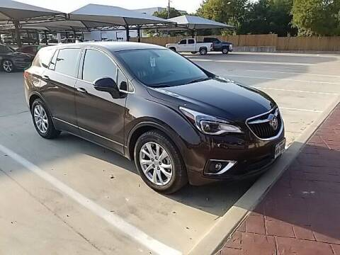2020 Buick Envision for sale at Jerry's Buick GMC in Weatherford TX