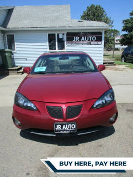 2004 Pontiac Grand Prix for sale at JR Auto in Brookings SD