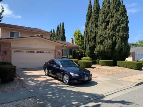 2009 BMW 5 Series for sale at Blue Eagle Motors in Fremont CA