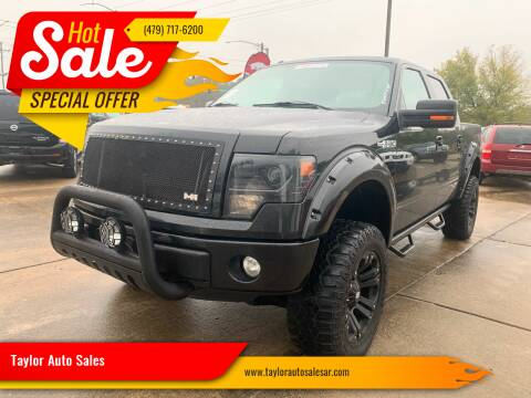 2013 Ford F-150 for sale at Taylor Auto Sales in Springdale AR