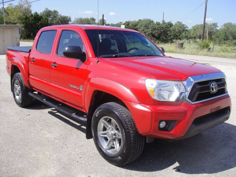 2013 Toyota Tacoma for sale at Coleman Auto Group in Austin TX