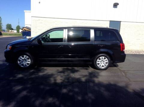 2016 Dodge Grand Caravan for sale at Bruns & Sons Auto in Plover WI