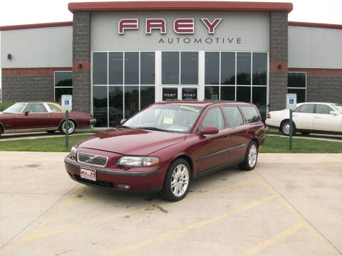 2001 Volvo V70 for sale at Frey Automotive in Muskego WI