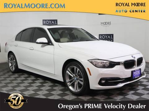 2017 BMW 3 Series for sale at Royal Moore Custom Finance in Hillsboro OR