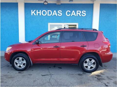 2008 Toyota RAV4 for sale at Khodas Cars in Gilroy CA