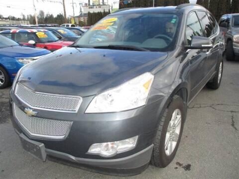 2011 Chevrolet Traverse for sale at GMA Of Everett in Everett WA