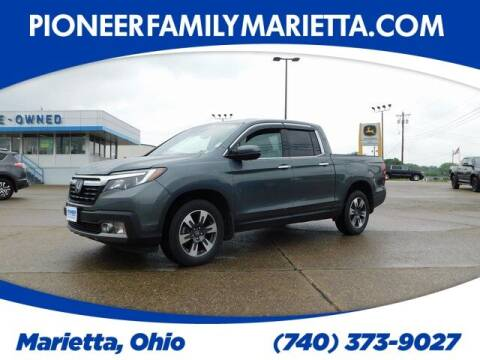 2019 Honda Ridgeline for sale at Pioneer Family preowned autos in Williamstown WV