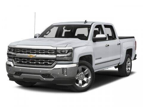 2017 Chevrolet Silverado 1500 for sale at Millennium Auto Sales in Kennewick WA