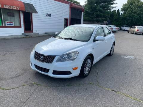 2012 Suzuki Kizashi for sale at American Auto Specialist Inc in Berlin CT