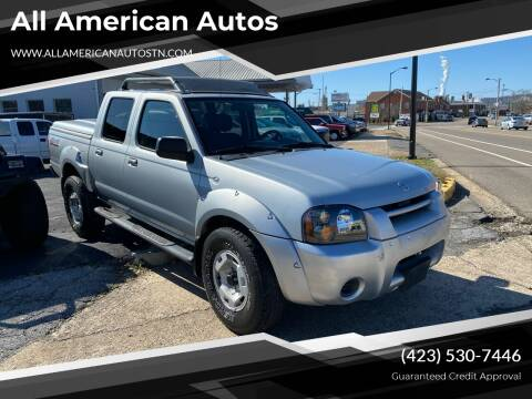 2003 Nissan Frontier for sale at All American Autos in Kingsport TN