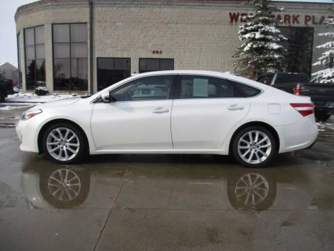 2015 Toyota Avalon for sale at Elite Motors in Fargo ND