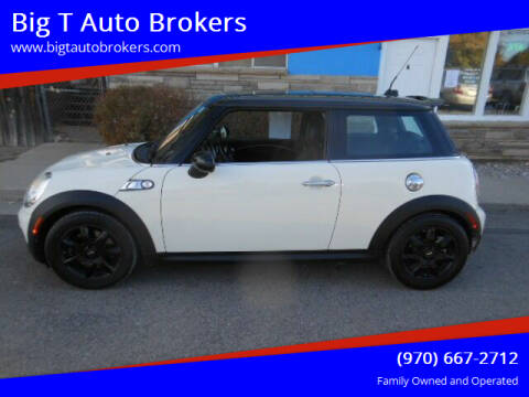 2010 MINI Cooper for sale at Big T Auto Brokers in Loveland CO