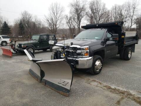 2016 Chevrolet Silverado 3500HD CC for sale at AutoConnect Motors in Kenvil NJ