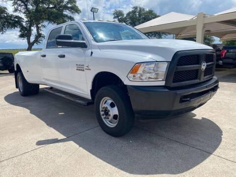 2017 RAM Ram Pickup 3500 for sale at Thornhill Motor Company in Hudson Oaks, TX