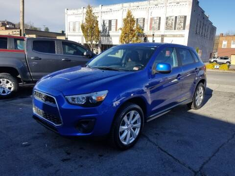 2015 Mitsubishi Outlander Sport for sale at East Main Rides in Marion VA