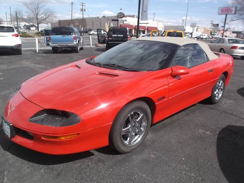 1997 Chevrolet Camaro for sale at Dan's Auto Sales in Grand Junction CO