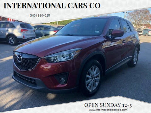 2013 Mazda CX-5 for sale at International Cars Co in Murfreesboro TN
