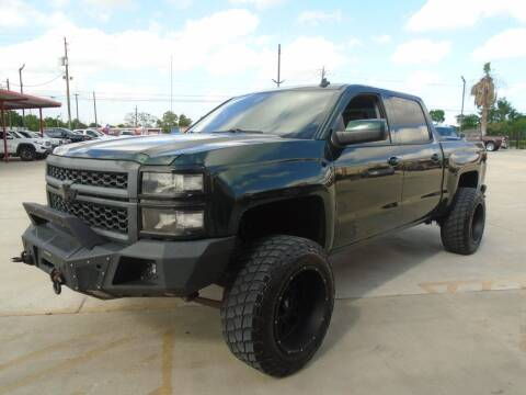 2014 Chevrolet Silverado 1500 for sale at Premier Foreign Domestic Cars in Houston TX