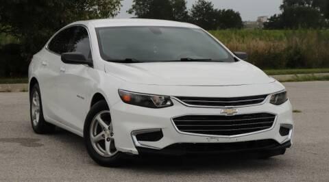 2016 Chevrolet Malibu for sale at Big O Auto LLC in Omaha NE