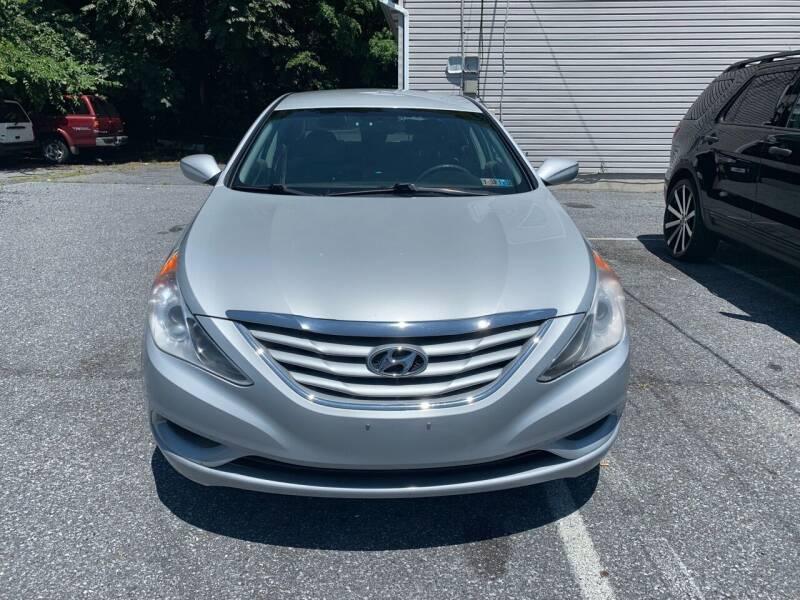 2012 Hyundai Sonata for sale at YASSE'S AUTO SALES in Steelton PA