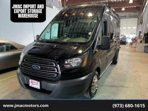 2016 Ford Transit Passenger for sale at JMAC IMPORT AND EXPORT STORAGE WAREHOUSE in Bloomfield NJ