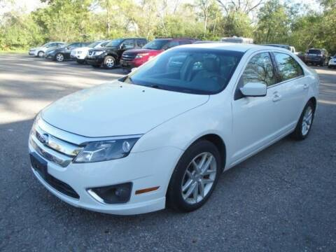 2011 Ford Fusion for sale at Columbus Car Company LLC in Columbus OH