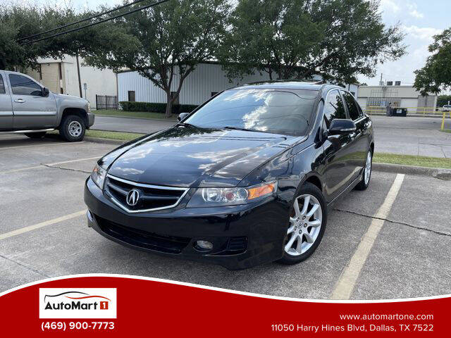 2007 Acura TSX for sale in Addison, TX
