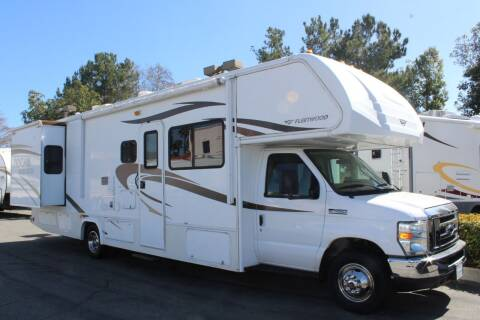 2013 Fleetwood Montara 31M Ford E450 for sale at Rancho Santa Margarita RV in Rancho Santa Margarita CA