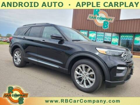 2020 Ford Explorer for sale at R & B Car Co in Warsaw IN