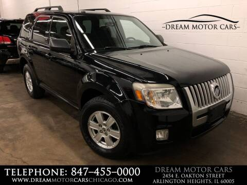 2010 Mercury Mariner for sale at Dream Motor Cars in Arlington Heights IL