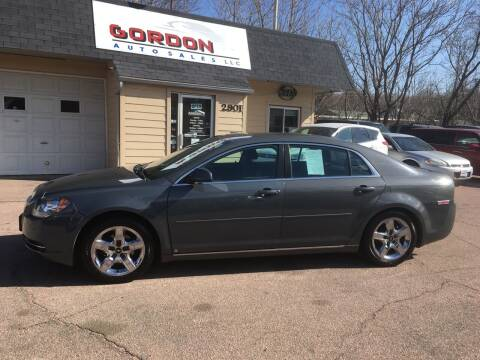 2009 Chevrolet Malibu for sale at Gordon Auto Sales LLC in Sioux City IA