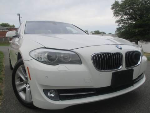 2013 BMW 5 Series for sale at A+ Motors LLC in Leesburg VA