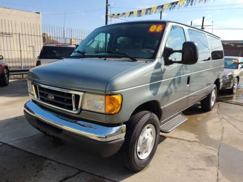 2006 Ford E-Series Wagon for sale at Frankies Auto Sales in Detroit MI