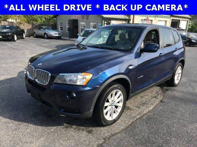 2014 BMW X3 for sale at Ron's Automotive in Manchester MD