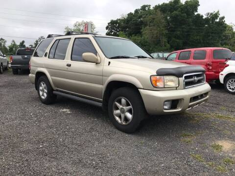 1999 Nissan Pathfinder for sale at Popular Imports Auto Sales in Gainesville FL