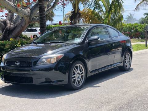 2007 Scion tC for sale at L G AUTO SALES in Boynton Beach FL