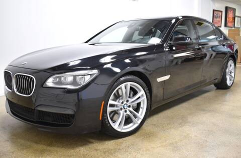 2013 BMW 7 Series for sale at Thoroughbred Motors in Wellington FL