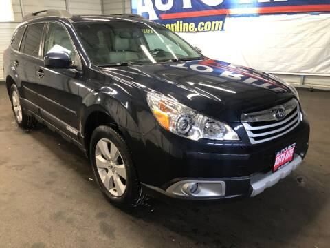 2012 Subaru Outback for sale at Auto Rite in Cleveland OH