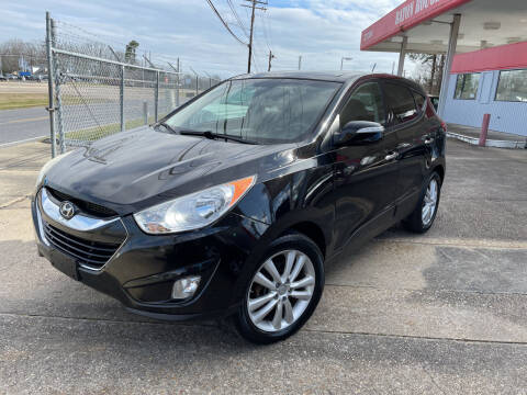 2012 Hyundai Tucson for sale at Baton Rouge Auto Sales in Baton Rouge LA