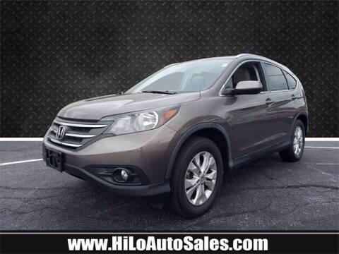 2014 Honda CR-V for sale at Hi-Lo Auto Sales in Frederick MD