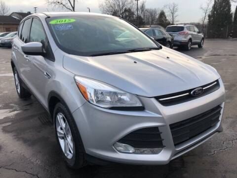 2015 Ford Escape for sale at Newcombs Auto Sales in Auburn Hills MI