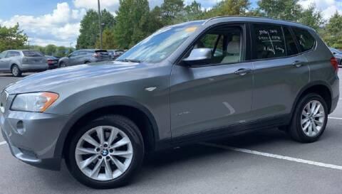 2014 BMW X3 for sale at Klassic Cars in Lilburn GA