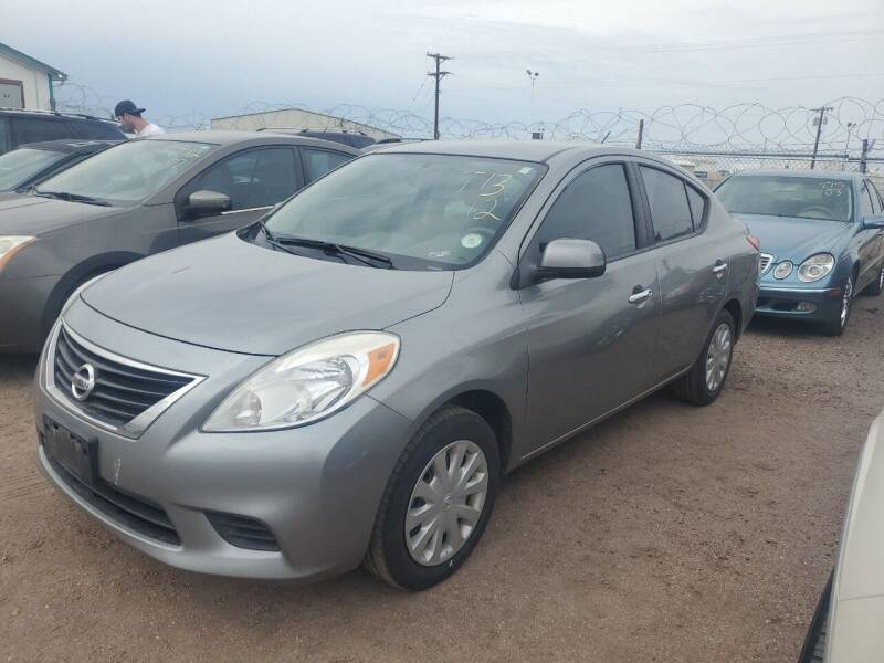 2012 Nissan Versa for sale in Fountain, CO