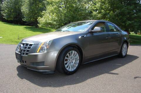 2012 Cadillac CTS for sale at New Hope Auto Sales in New Hope PA